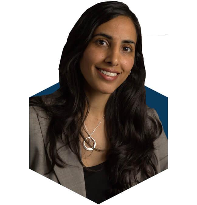 Dr. Aysha Akhtar, MD MPH, headshot