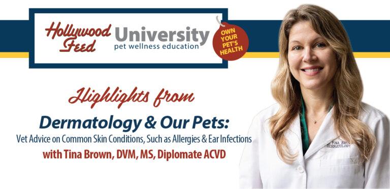 Tina Brown, DVM, MS, Diplomate ACVD