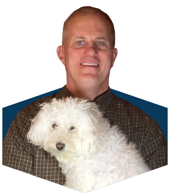 Dr. Gregory Sunvold, PhD, headshot