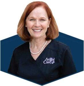 Dr. Kathy Mitchener, DVM, headshot