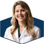Dr. Tina Brown, DVM MS DIP ACVD, headshot