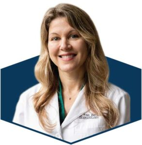 Dr. Tina Brown, DVM MS DIP ACVD, headshot